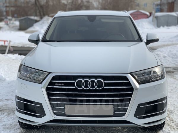 Audi Q7, 2016 год, 3 250 000 руб.