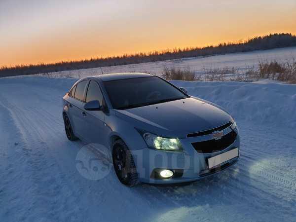 Chevrolet Cruze, 2011 год, 450 000 руб.