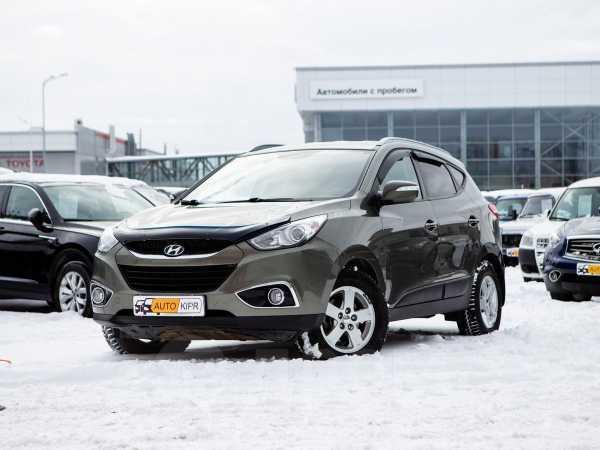 Hyundai ix35, 2011 год, 777 000 руб.