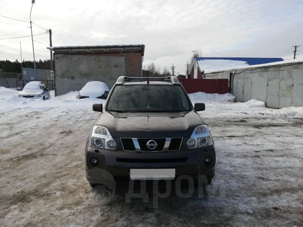 Nissan X-Trail, 2008 год, 599 000 руб.