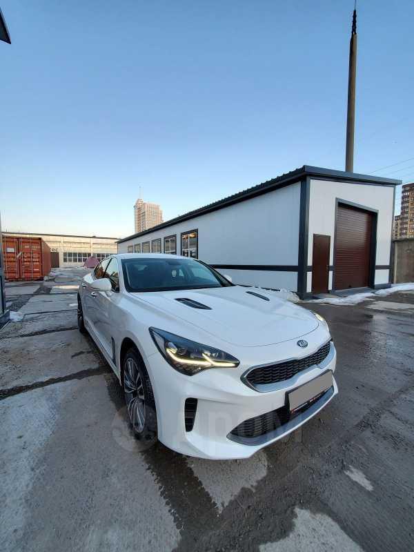 Kia Stinger, 2018 год, 1 750 000 руб.