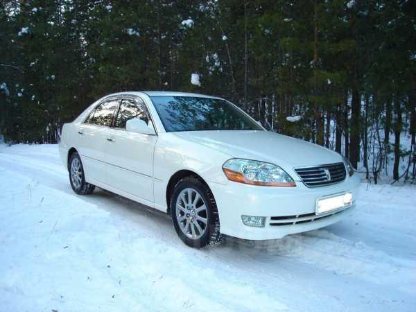 Toyota Mark II, 2002 год, 560 000 руб.
