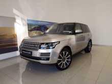 Самара Range Rover 2016