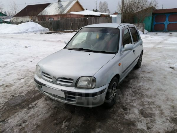 Nissan March, 1999 год, 95 000 руб.
