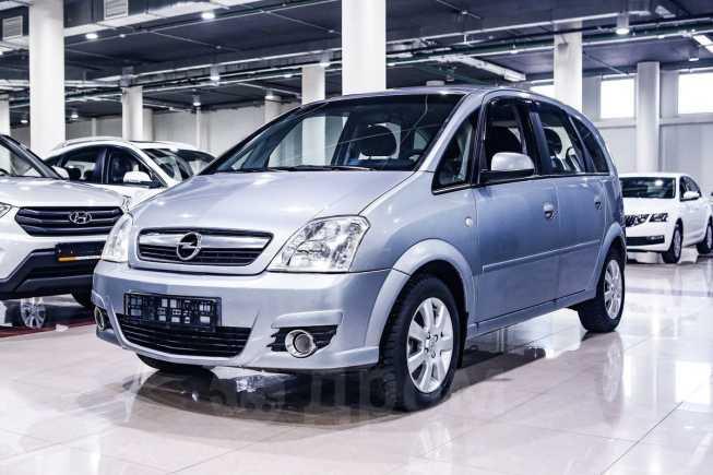 Opel Meriva, 2007 год, 195 001 руб.