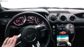 Москва Ford Mustang 2015