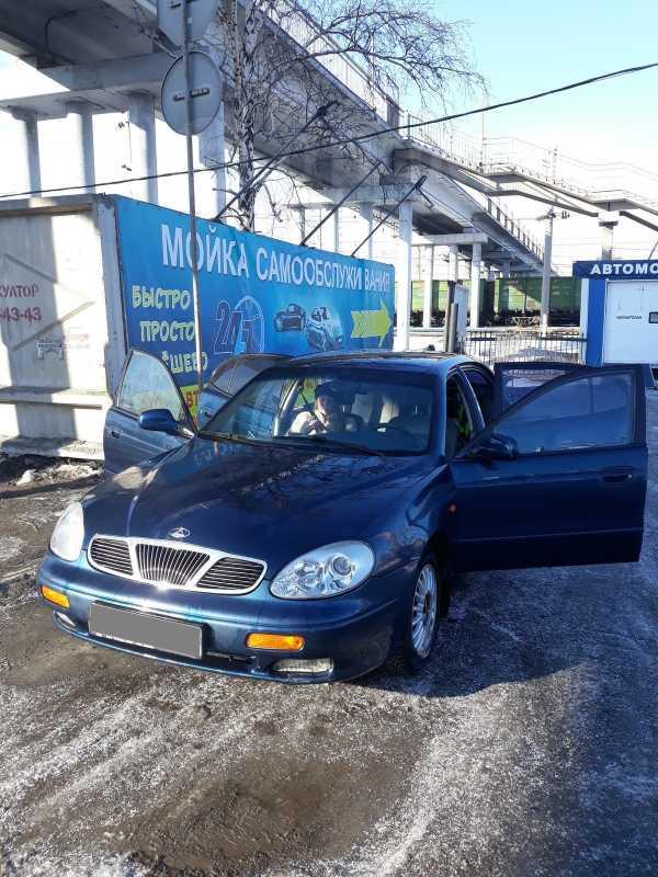 Daewoo Leganza, 1999 год, 140 000 руб.