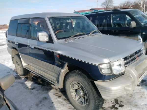 Mitsubishi Pajero, 1998 год, 290 000 руб.