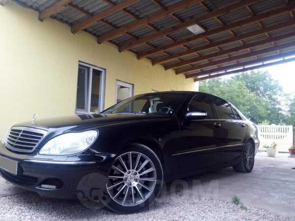 Mercedes-Benz S-Class, 2003 год, 520 000 руб.
