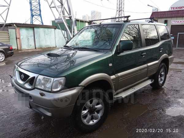 Nissan Terrano II, 2002 год, 325 000 руб.