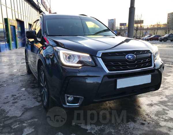 Subaru Forester, 2016 год, 1 870 000 руб.