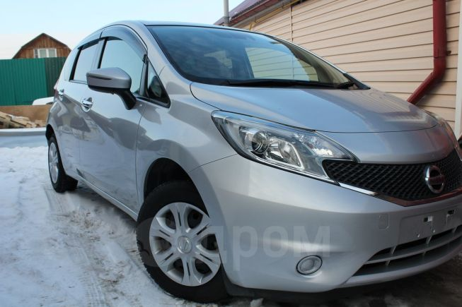 Nissan Note, 2015 год, 628 000 руб.
