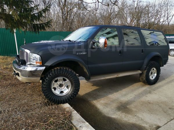 Ford Excursion, 2000 год, 1 300 000 руб.