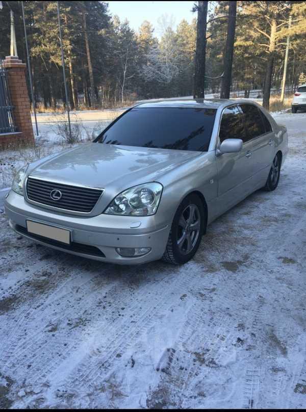 Lexus LS430, 2001 год, 575 000 руб.