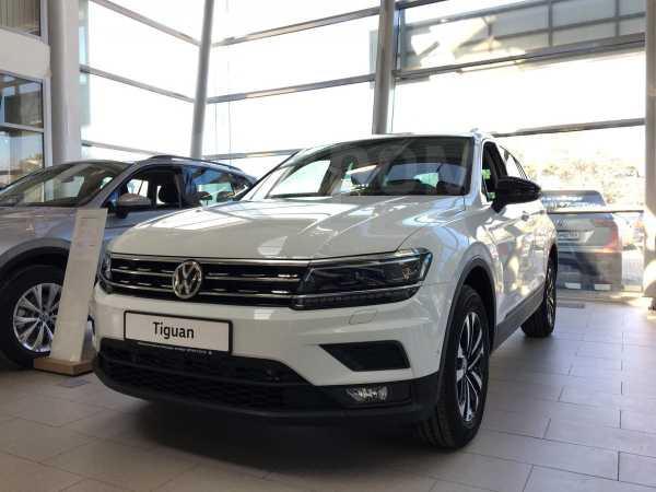 Volkswagen Tiguan, 2019 год, 2 297 000 руб.