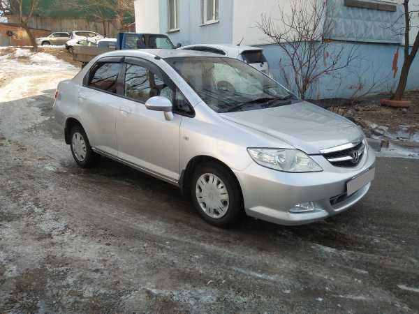Honda Fit Aria, 2006 год, 245 000 руб.