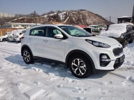 Владивосток Sportage 2019