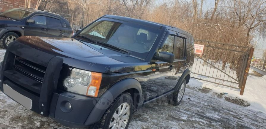 Land Rover Discovery, 2006 год, 580 000 руб.