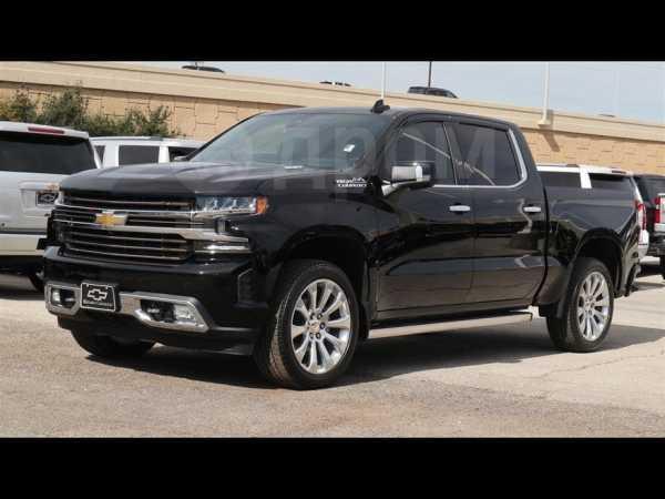 Chevrolet Silverado, 2020 год, 4 500 000 руб.