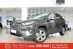 Барнаул Toyota RAV4 2020