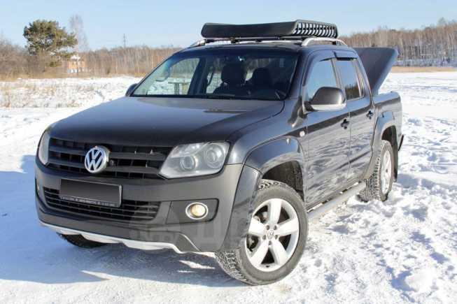 Volkswagen Amarok, 2010 год, 950 000 руб.
