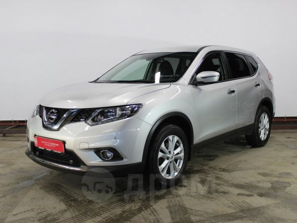 Nissan X-Trail, 2018 год, 1 381 000 руб.