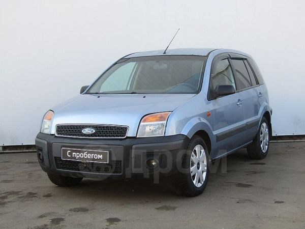 Ford Fusion, 2008 год, 205 000 руб.
