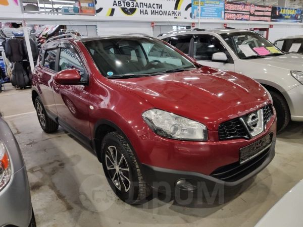 Nissan Qashqai, 2010 год, 640 000 руб.