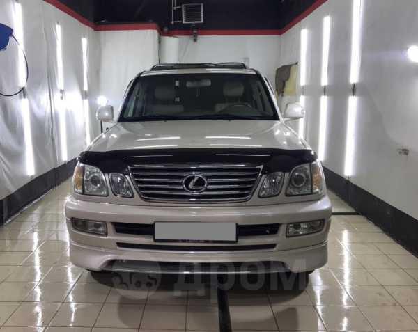 Lexus LX470, 2004 год, 1 590 000 руб.