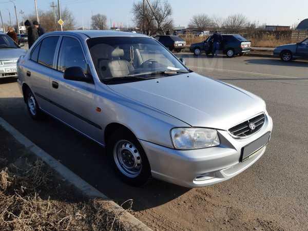 Hyundai Accent, 2006 год, 230 000 руб.