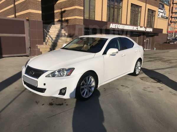 Lexus IS250, 2010 год, 850 000 руб.