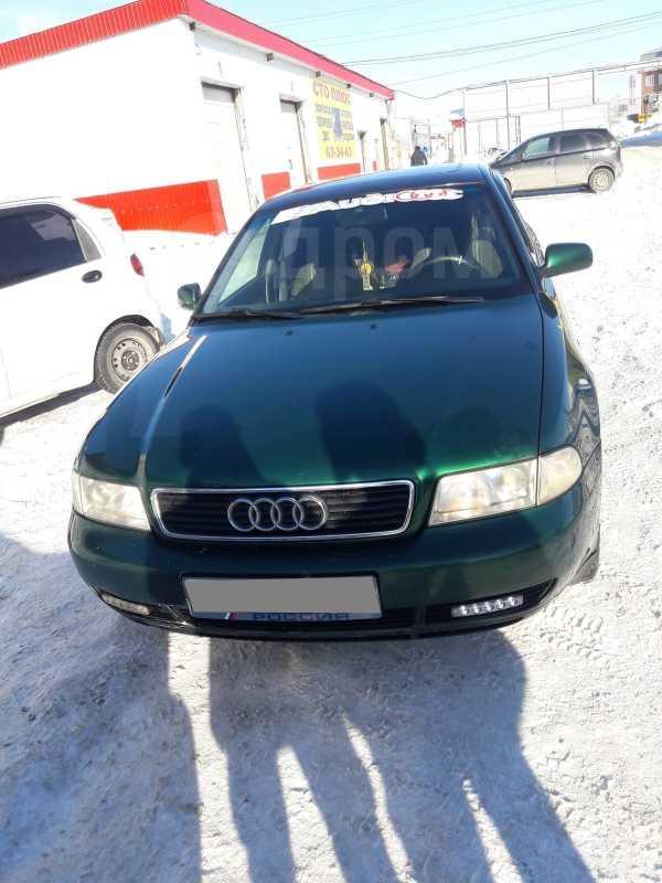 Audi A4, 1997 год, 120 000 руб.