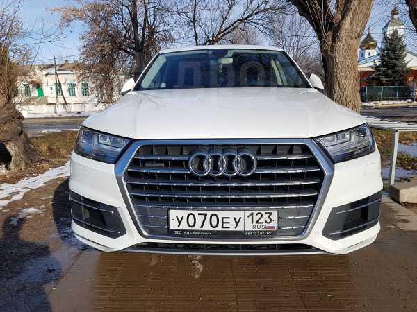 Audi Q7, 2016 год, 3 500 000 руб.