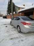 Hyundai Avante, 2011 год, 590 000 руб.