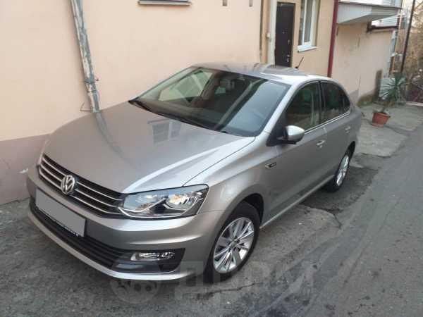 Volkswagen Polo, 2019 год, 890 000 руб.