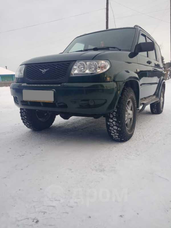 УАЗ Патриот, 2012 год, 365 000 руб.