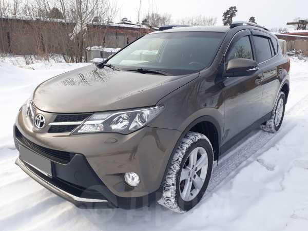 Toyota RAV4, 2014 год, 1 465 000 руб.