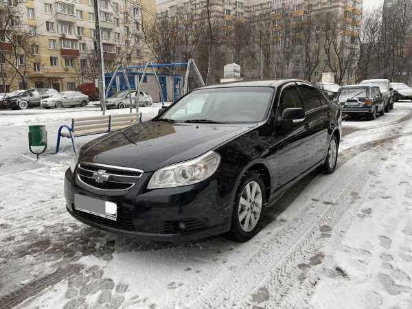 Chevrolet Epica, 2010 год, 385 000 руб.
