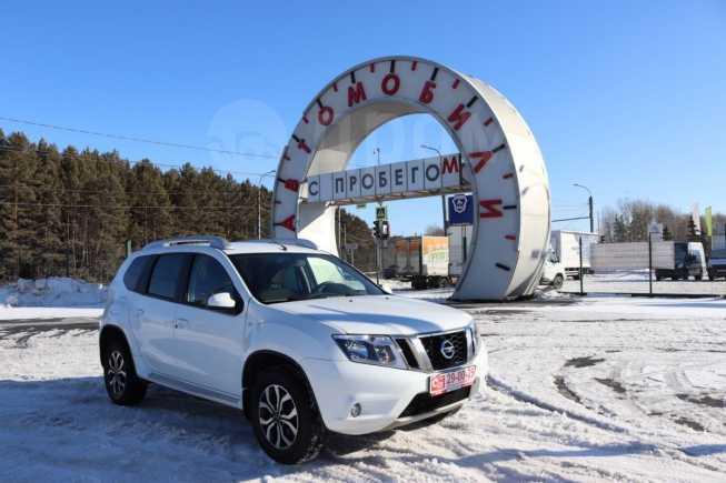 Nissan Terrano, 2015 год, 594 995 руб.