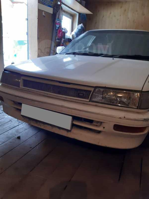 Toyota Corolla, 1991 год, 50 000 руб.
