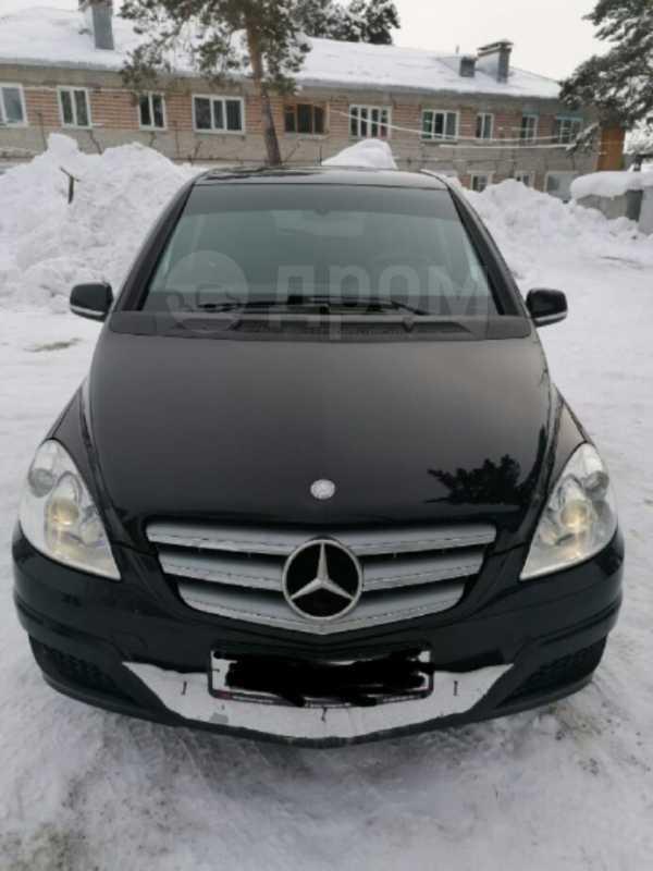 Mercedes-Benz B-Class, 2010 год, 599 000 руб.