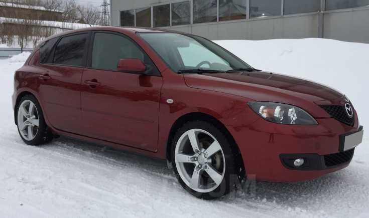 Mazda Mazda3, 2008 год, 425 000 руб.