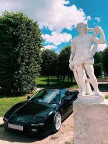 Москва Honda NSX 1991