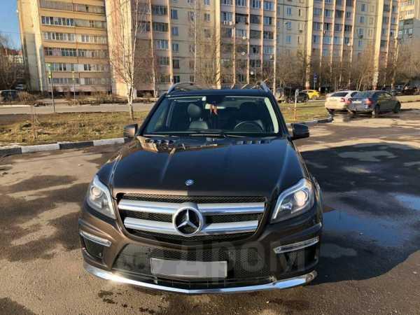 Mercedes-Benz GL-Class, 2012 год, 2 200 000 руб.