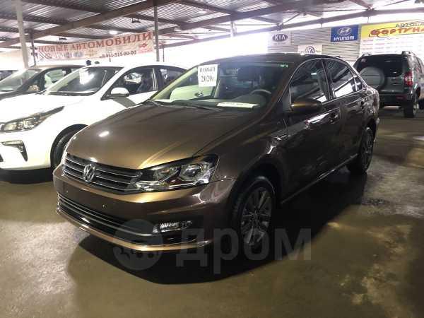 Volkswagen Polo, 2020 год, 899 000 руб.