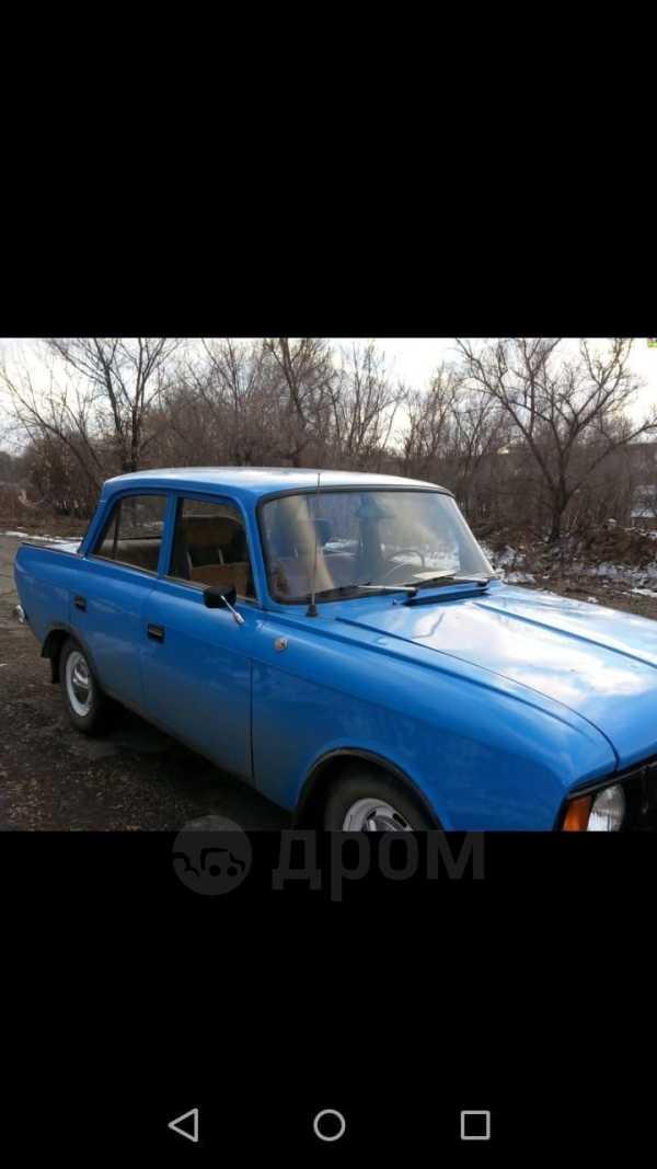 Москвич 412, 1984 год, 30 000 руб.