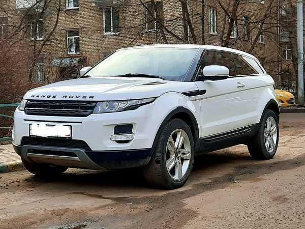 Land Rover Range Rover Evoque, 2011 год, 1 000 000 руб.