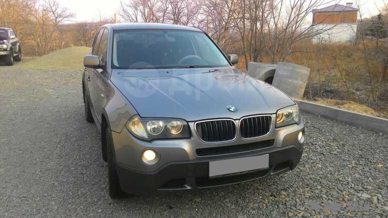 BMW X3, 2009 год, 830 000 руб.