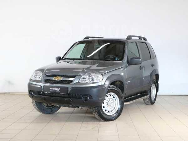 Chevrolet Niva, 2017 год, 455 000 руб.