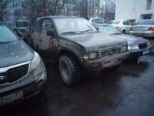 Москва King Cab 1989